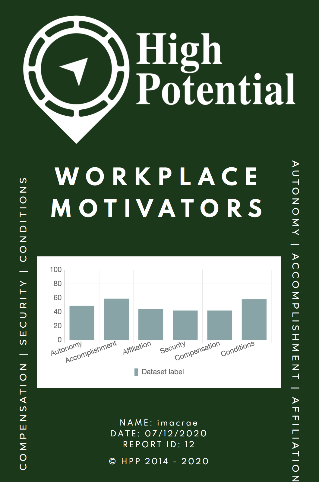 Workplace Motivators Report Cover